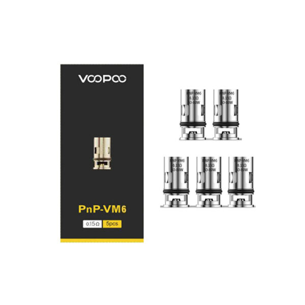 PnP-VM6 is a 0.15ohm coil