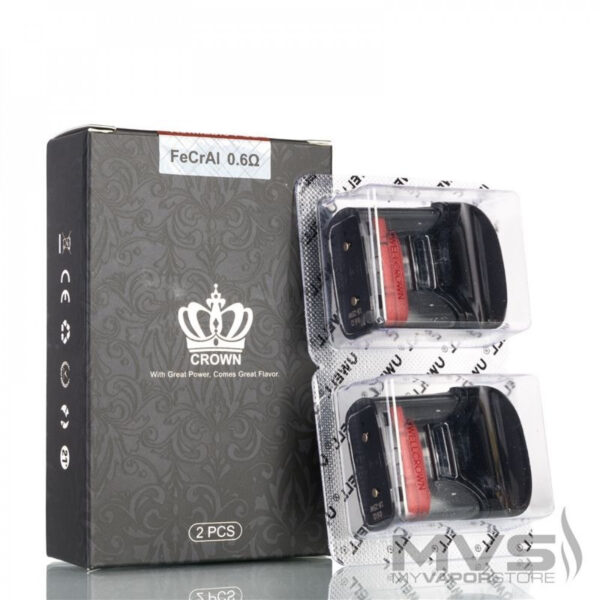 Uwell Crown 0.6ohm DTL Replacement Pods