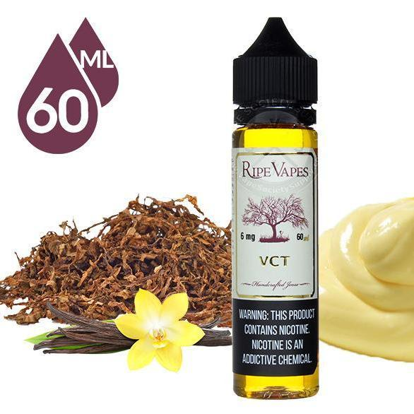 VCT by RipeVapes 60mL