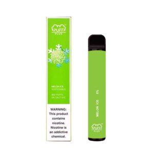MELON ICE by PUFF Plus Disposable kit